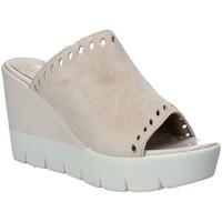 kengät Naiset Sandaalit Impronte IL91611A Beige