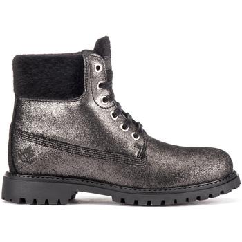 kengät Naiset Bootsit Lumberjack SW00101 015 Q37 Musta