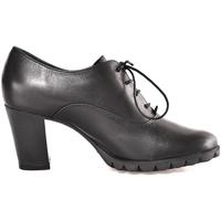 kengät Naiset Derby-kengät The Flexx A701_67 Musta