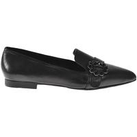 kengät Naiset Mokkasiinit Elvio Zanon I3203B Musta
