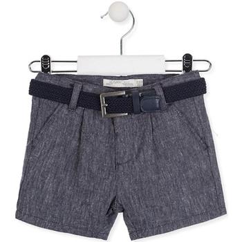 vaatteet Lapset Shortsit / Bermuda-shortsit Losan 017-9790AL Sininen