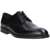 kengät Miehet Derby-kengät Marco Ferretti 112508MF Musta
