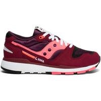 kengät Naiset Matalavartiset tennarit Saucony S60437 Punainen