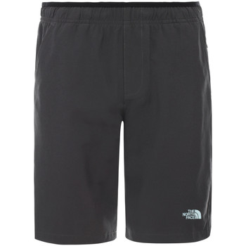 vaatteet Lapset Shortsit / Bermuda-shortsit The North Face NF0A3Y940C51 Harmaa