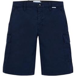 vaatteet Miehet Shortsit / Bermuda-shortsit Calvin Klein Jeans K10K105316 Sininen