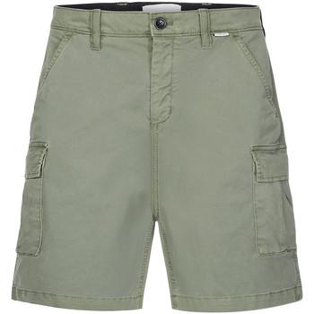 vaatteet Miehet Shortsit / Bermuda-shortsit Calvin Klein Jeans K10K105316 Vihreä