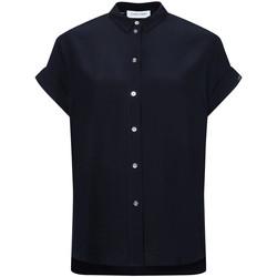 vaatteet Naiset Paitapusero / Kauluspaita Calvin Klein Jeans K20K201950 Musta