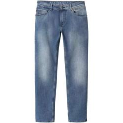 vaatteet Miehet Slim-farkut Napapijri NP0A4EC9 Sininen