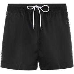 vaatteet Miehet Shortsit / Bermuda-shortsit Calvin Klein Jeans KM0KM00457 Musta