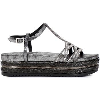 kengät Naiset Sandaalit ja avokkaat Café Noir HC913 Harmaa