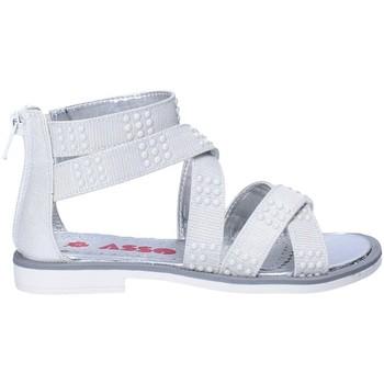 kengät Tytöt Sandaalit ja avokkaat Asso 64026 Harmaa