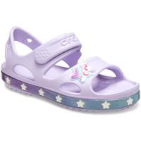 kengät Lapset Sandaalit ja avokkaat Crocs 206366 Vaaleanpunainen