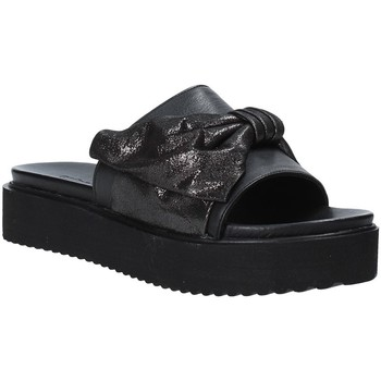 kengät Naiset Sandaalit Grunland CI1519 Musta