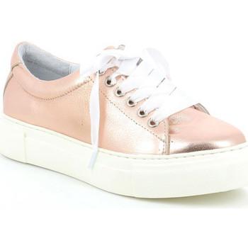 kengät Naiset Matalavartiset tennarit Grunland SC3880 Vaaleanpunainen
