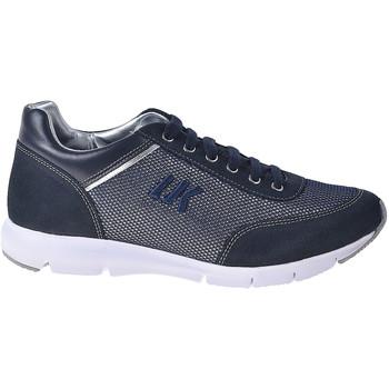 kengät Naiset Matalavartiset tennarit Lumberjack SW11305 005 N88 Sininen