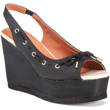 kengät Naiset Sandaalit ja avokkaat Lumberjack SW57906 002 C01 Musta