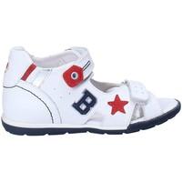 kengät Lapset Sandaalit ja avokkaat Balducci CITA1084 Valkoinen