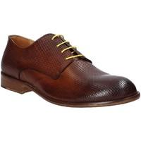 kengät Miehet Derby-kengät Exton 5354 Ruskea