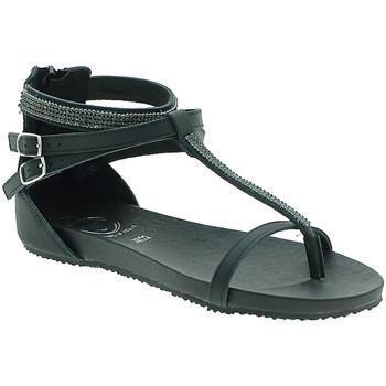 kengät Naiset Sandaalit ja avokkaat 18+ 6110 Musta