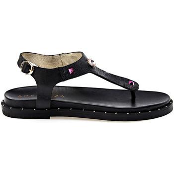 kengät Naiset Sandaalit ja avokkaat Apepazza JPL06 Musta