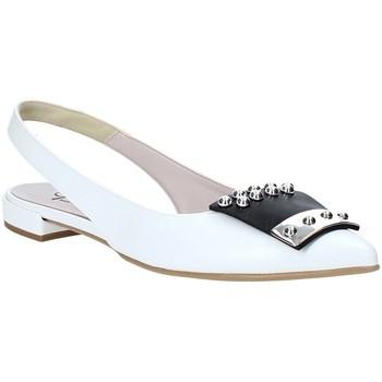 kengät Naiset Sandaalit ja avokkaat Grace Shoes 521011 Valkoinen
