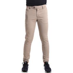 vaatteet Miehet Chino-housut / Porkkanahousut Antony Morato MMTR00387 FA800060 Harmaa