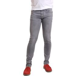 vaatteet Miehet Slim-farkut Antony Morato MMDT00162 FA750129 Harmaa
