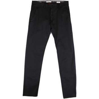 vaatteet Miehet Chino-housut / Porkkanahousut Gaudi 811FU25033 Sininen