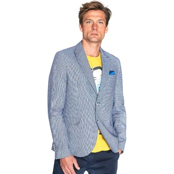vaatteet Miehet Takit / Bleiserit Gaudi 811FU35035 Sininen