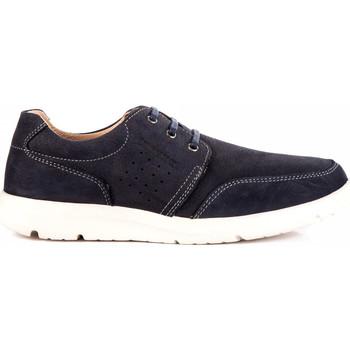 kengät Miehet Matalavartiset tennarit Lumberjack SM43304 001 D07 Sininen