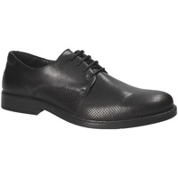 kengät Miehet Derby-kengät Enval 1200000 Musta