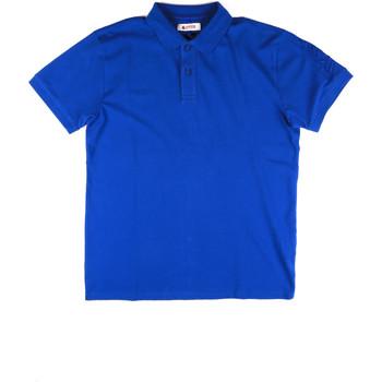 vaatteet Miehet Lyhythihainen poolopaita Invicta 4452172/U Sininen