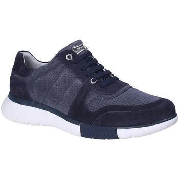 kengät Miehet Matalavartiset tennarit Stonefly 110701 Sininen
