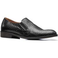 kengät Miehet Mokkasiinit Stonefly 110763 Musta