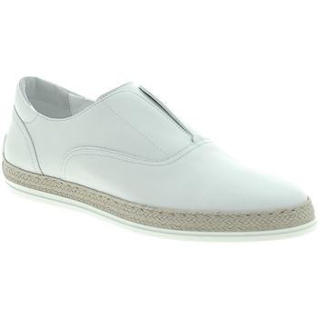 kengät Miehet Espadrillot Triver Flight 997-02 Valkoinen
