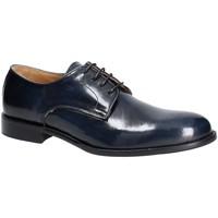 kengät Miehet Derby-kengät Exton 1374 Sininen