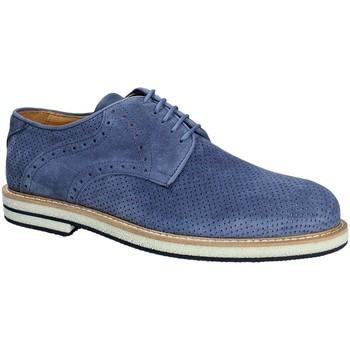 kengät Miehet Derby-kengät Exton 671 Sininen