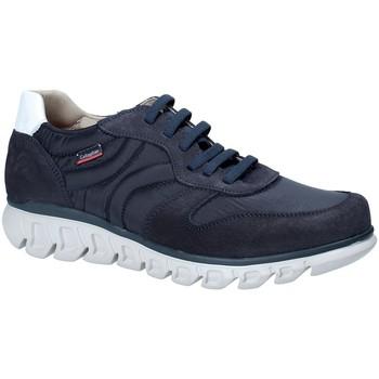 kengät Miehet Matalavartiset tennarit CallagHan 12903 Sininen