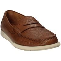 kengät Miehet Mokkasiinit Maritan G 460390 Ruskea