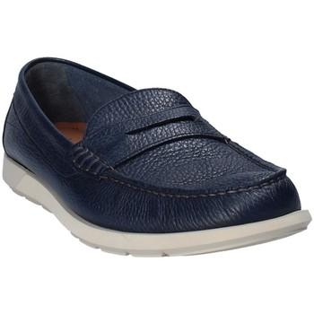 kengät Miehet Mokkasiinit Maritan G 460390 Sininen