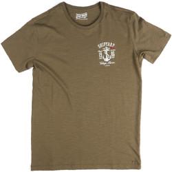 vaatteet Miehet Lyhythihainen t-paita Key Up 2G77S 0001 Vihreä