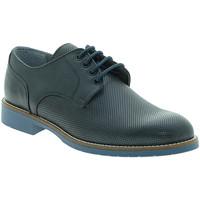 kengät Miehet Derby-kengät Keys 3225 Sininen