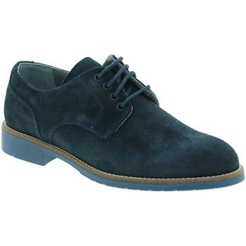 kengät Miehet Derby-kengät Keys 3227 Sininen