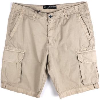 vaatteet Miehet Shortsit / Bermuda-shortsit Key Up 2P16A 0001 Harmaa