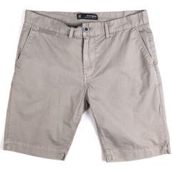 vaatteet Miehet Shortsit / Bermuda-shortsit Key Up 265PA 0001 Harmaa