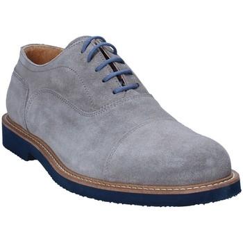 kengät Miehet Derby-kengät Exton 9196 Harmaa