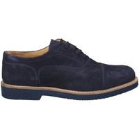 kengät Miehet Herrainkengät Exton 9196 Sininen