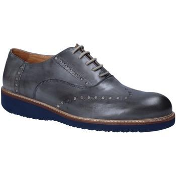 kengät Miehet Derby-kengät Exton 884 Harmaa