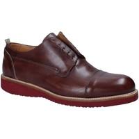 kengät Miehet Derby-kengät Exton 881 Ruskea