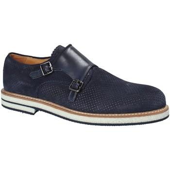 kengät Miehet Derby-kengät Exton 673 Sininen